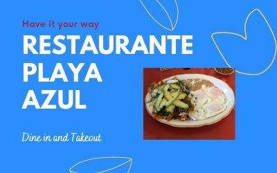 Restaurante Playa Azul San Felipe