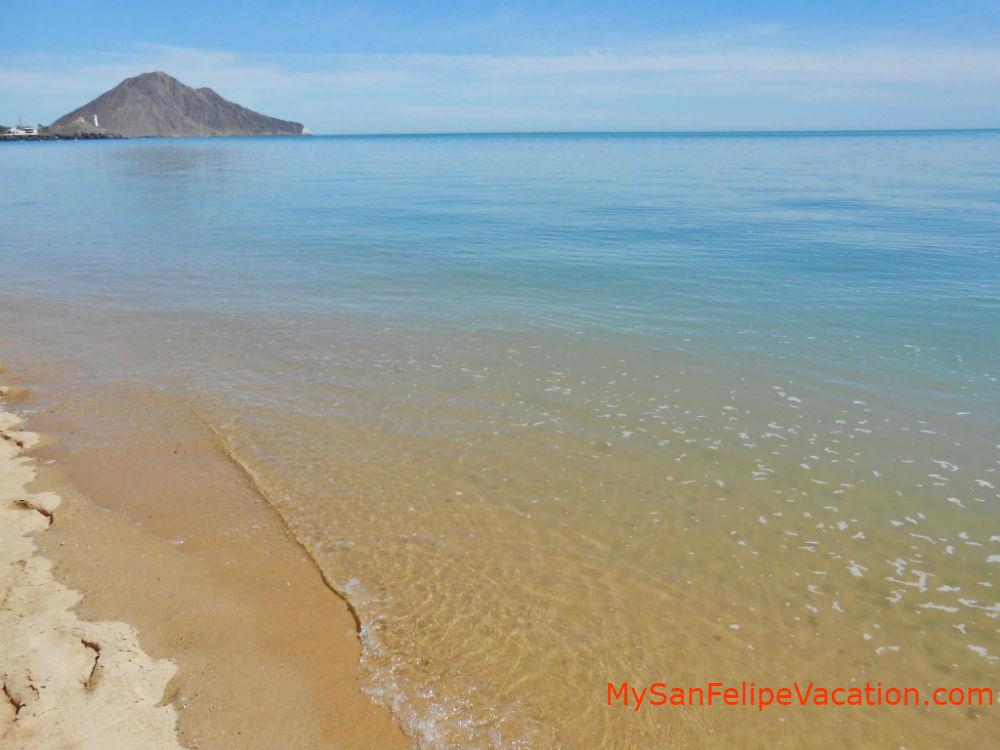 San Felipe Baja California Beach