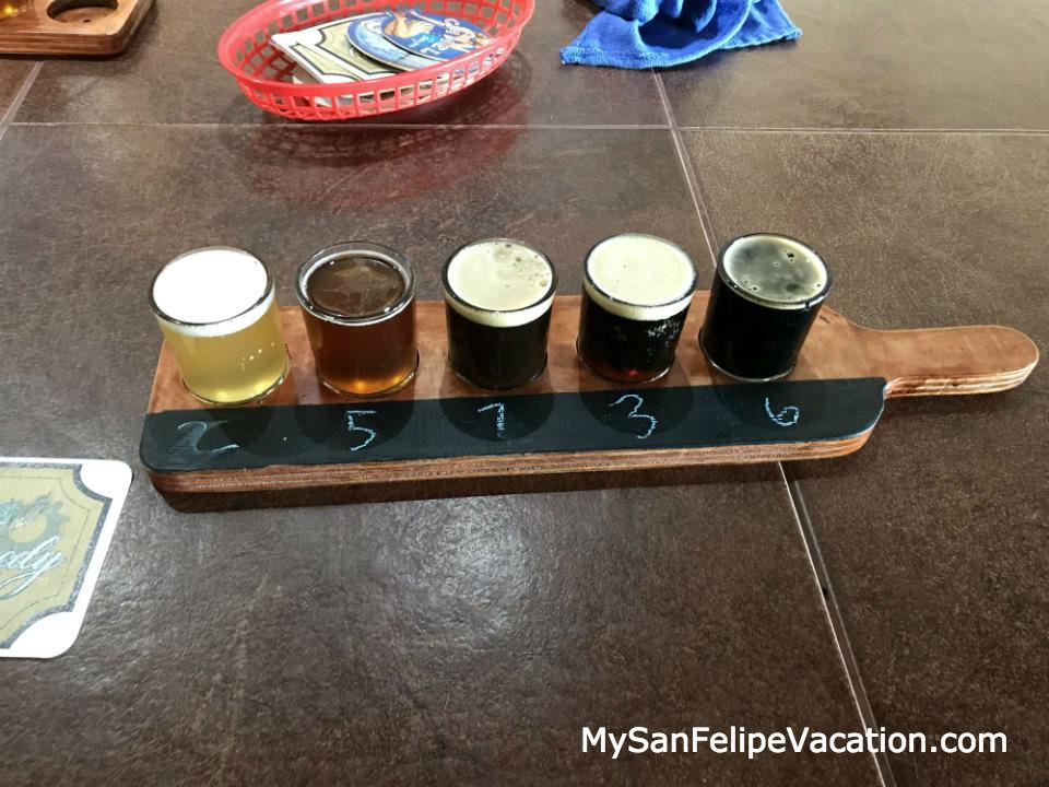 San Felipe Brewing Sampler Set