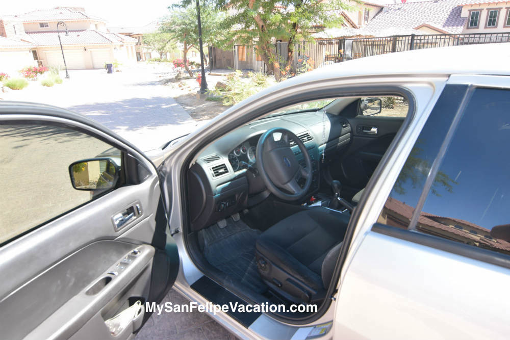 San Felipe Baja Car Rental