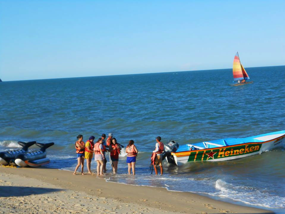 San Felipe banana boat rentals for adults and kids