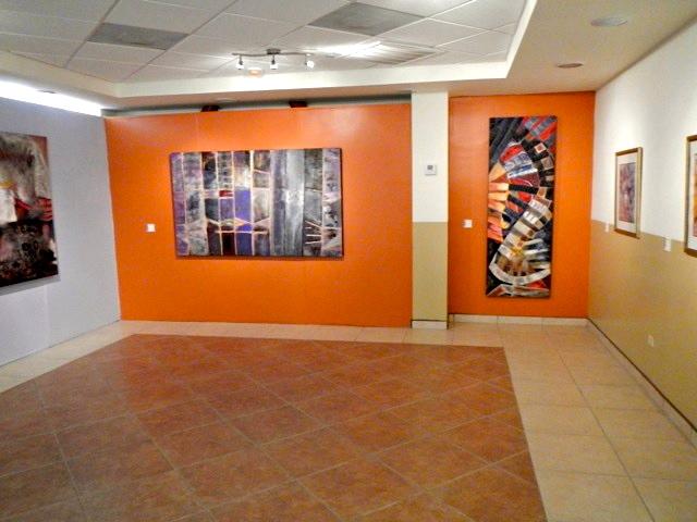 San Felipe Cultural Center - Art Exhibit