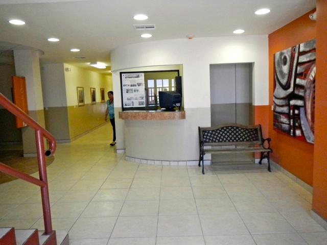 San Felipe Cultural Center Ground floor