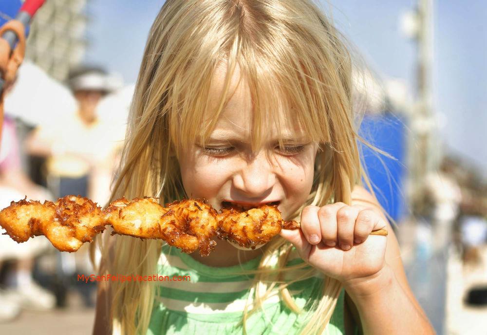 Annual San Felipe shrimp festival
