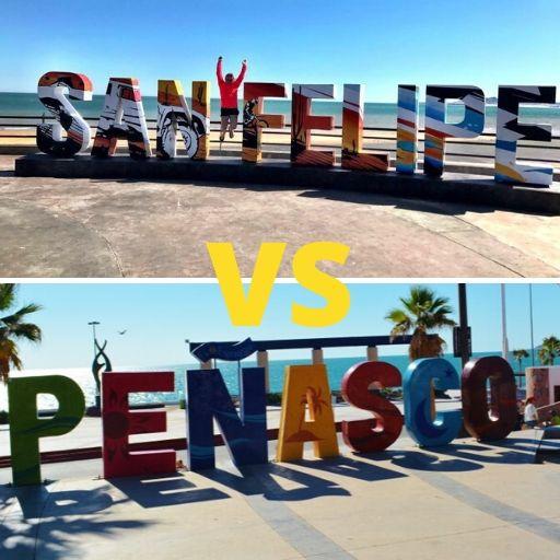 Choosing between San Felipe vs. Puerto Penasco