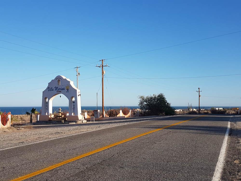 Villa Marina RV Park San Felipe-Puertecitos Highway