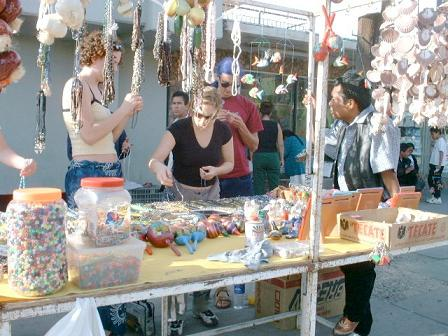 shopping in San Felipe