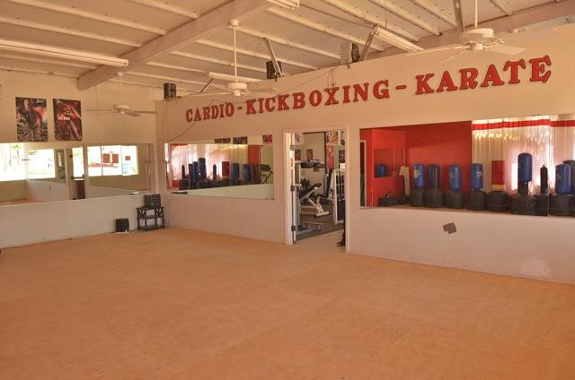 San Felipe Mexico gym kickboxing