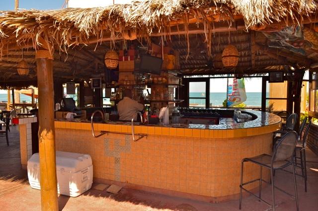 Taco Factory bar